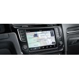 VW Discover 2 Rytų (Lietuvos) ir Vakarų Europos žemėlapiai