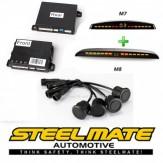 Parkavimo sistema priekiui ir galui Steelmate PTS810M7M8
