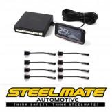 Parkavimo sistema priekiui ir galui Steelmate PTS810V10