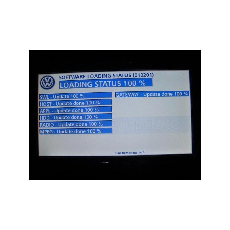 VW RNS 510, RNS 810, 2019 m  SEAT,SKODA RNS Columbus iš Prekės Prekės