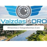 VIDEO - FOTO paslauga su dronu