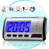 Slapta Kamera - Laikrodis (su judesių detektoriumi)