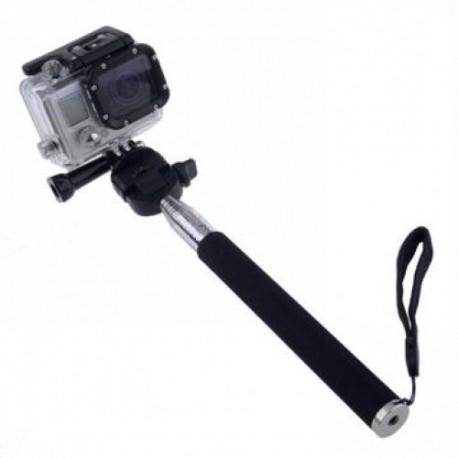 Selfi lazda tinkanti Go Pro kamerai
