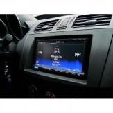 Alpine ICS-X7 Universali 2DIN multimedija