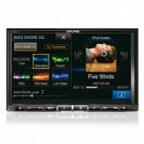 Alpine X800D-U Universali 2DIN Multimedia Sistema