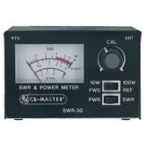 CB SWR/galingumo matuoklis