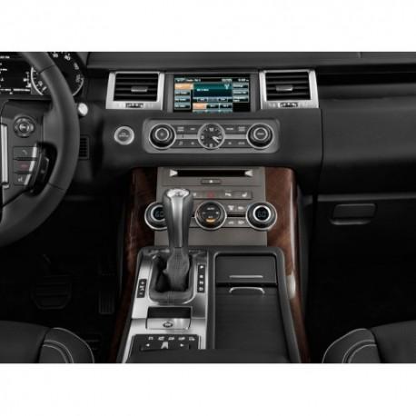 Land Rover MY 2012 Lietuvos ir Europos žemėlapiai 2014