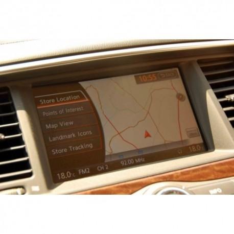 Europos žemėlapiai (X7) 2012-2013 Nissan