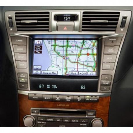 US Generation 5 Toyota Lexus