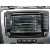 VW RNS 510, RNS 810, SEAT MediaSystem SKODA RNS Columbus-2016