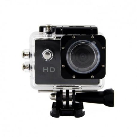 Veiksmo sporto kamera HD 1380x720p