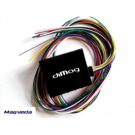 GPS seklys diMag DM-11