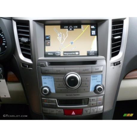 Subaru SD Card US Navi Rytų (Lietuvos) ir Vakarų Europos žemėlapiai